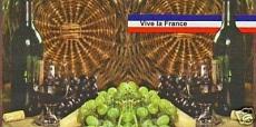 Wein  - Wine - Vin - Vive la France
