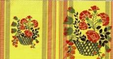 Blumenkorb - Flower basket - Panier de fleurs