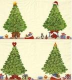 Lustige Weihnachtsbäume - Funny christmas trees - Les arbres de Noël drôle
