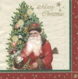 Nostalgischer Weihnachtsmann - Old nostalgic Santa Claus, Merry Christmas - Nostalgique du Père Noël