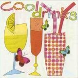 Coole Drinks & Schmetterlinge - Cool drinks & butterflies - Boissons fraîches & papillons