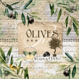 Oliven, Olivenzweige
