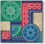 Mosaik, Ornamente