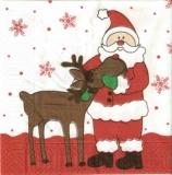 2x Santa & Rudolph