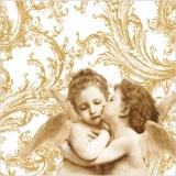 Hübsche Engel, gold - Lovely angels