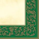 Edler Rahmen auf creme - Noble frame on cream ones - Cadre noble sur la crème