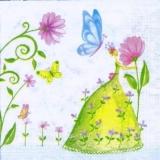 2 Blumenfeen & Schmetterlinge - 2 Flower Fairies