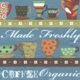 Coffee - Made Freshly /blue