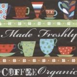 Coffee - Made Freshly / black