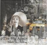 Amerika, USA, New York - Marilyn Monroe - Amérique, États-Unis
