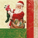 Santa & his presents