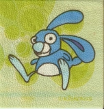Der kleine Hase - Little Rabbit - petit lièvre