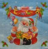 Frohe Weihnachten lieber Weihnachtsmann - Merry Christmas dear Santa - Joyeux Noël cher Père Noël
