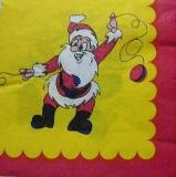 4 verrückte Weihnachtsmänner- 4 crazy Santas