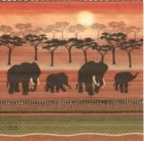 Elefantenfamilie - Elephant family