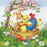 Osterfreunde - Easter friends - Amis de Pâques