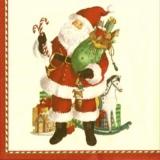 Santa bringt Geschenke - Coming with x-mas presents
