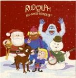 Freunde von Rudolph the Red-Nosed-Reindeer- Klein
