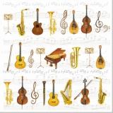 Musikinstrumente - Orchestra