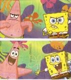 Sponge Bob launisch