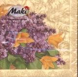 Flieder-, Tulpenstrauß - Lilac & tulips