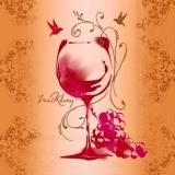 Weingenuß - Zweiklang klein - Red wine