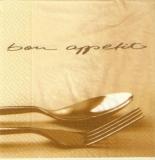 4x Guten Appetit - bon appetit - enjoy your meal - Buon appetito
