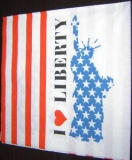 I love Liberty - USA - New York