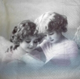 2 nostalgische Engel - 2 nostalgic angels - 2 ange nostalgique