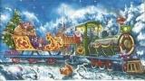 Der Santa Express kommt - Santa Express is coming - De Santa Express est à venir