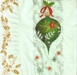 Hübsche Christbaumkugel