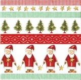 4 Weihnachtmänner