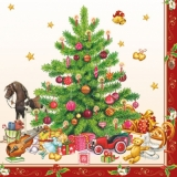 Nostalgischer Weihnachtsbaum - Nostalgic X-mas tree