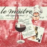 Der Koch von Paris - The chef, cook in Paris -  Le Mâitre de Paris