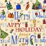 Merry Christmas - Happy Holidays