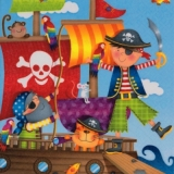 Auf einem Piratenschiff - Pirates