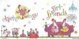 Also ich find mich Klasse! - Girl Friends & Chicken Wings
