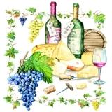 Wein & Käse - Wine & Cheese - Vin et fromage
