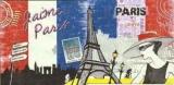 Paris, Eiffelturm, Frankreich - Paris, Eiffel Tower, France - Paris, Tour Eiffel, France
