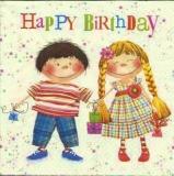 Junge & Mädchen / Kinder - Happy Birthday