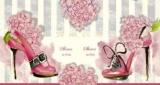 Hortensien & High Heels - Pink Shoes