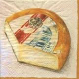 4 Kästestücke - Cheese - Fromage