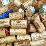 Weinkorken-Sammlung - Wine cork collection - Collection de lièges de vin