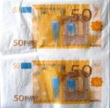 50 € - 50 EURO