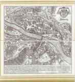 Kupferstich Salzburg 1649