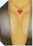 Das kleine Schwarze & Herzchenkette - Dressed up with heart neckless