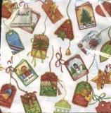 Geschenkeanhänger - Gift tags