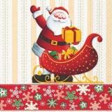 Santas Arbeitstag - Santas working day