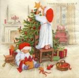 Kinder & die freude auf  Weihnachten - Kids preparations for x-mas