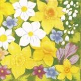 Buntes Blumenmeer - Flowery